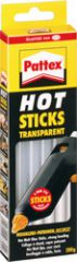 Pattex Hot Sticks transparent PTK12, 200g